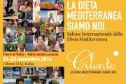 AHEAD at I Salone Internazionale della Dieta Mediterranea
