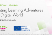 Co-creating Learning Adventures into the Digital World:  An International Seminar