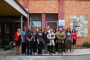 Visit of representatives from Bosna
