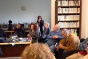 Ahead extra. Attivià di capitalizzazione a Perugia nella biblioteca di Villa Urbani