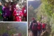 Il Cammino del Cilento - Prima esperienza pratica per i seniors umbri e cilentani – 6-8 marzo 2015