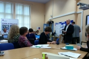 Stakeholder roundtable and dissemination event in Durham
